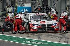 DTM-Klassengesellschaft: WRT-Audi und ART-BMW weit abgeschlagen