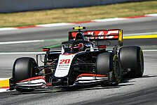 Formel 1 Barcelona, Haas: Absturz nach Super-Freitag