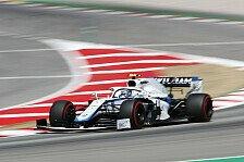 Formel 1: Williams verkauft - US-Investment-Firma übernimmt