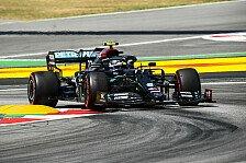 Formel 1 Barcelona, Mercedes: Verstappen auf Augenhöhe
