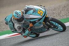 Moto3 Aragon 2020: Masia gewinnt Vierkampf in letzter Kurve