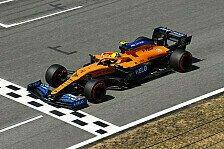 Formel 1 Barcelona, Norris selbstkritisch: Zu wenig Risiko