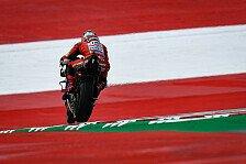 MotoGP Spielberg: Dovizioso gewinnt irres Chaos-Rennen