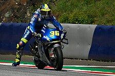 MotoGP Spielberg 2020: Joan Mir holt Warm-Up-Bestzeit