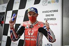 MotoGP - Machtwechsel bei Ducati: Was kommt auf Jack Miller zu?