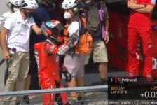MotoGP-Eklat: Petrucci und Aleix Espargaro beflegeln sich