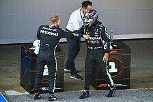 Formel 1 Ticker-Nachlese Barcelona: Stimmen zur Hamilton-Pole