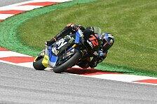 Moto2 Spielberg: Bezzecchi erbt Sieg nach Strafe für Martin