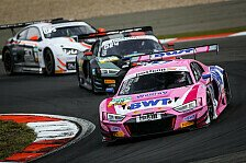 BWT Mücke Motorsport auf dem Nürburgring unter Wert geschlagen