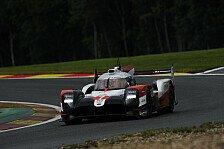 24h Le Mans 2020: Toyotas durch Zusatzgewicht eingebremst