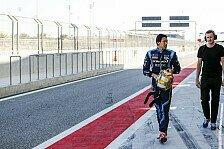 Formel 2 Barcelona: Gelael nach Crash mit Wirbel-Fraktur