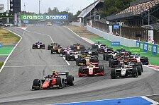 Formel 2 und Formel 3 zeigen Kalender 2021: 2 neue Rennen