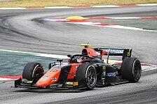 Formel 2 Barcelona, R2: Drugovich gewinnt, Schumacher-Podium