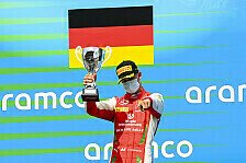 Formel 2 Spa, Mick Schumacher mit Podium: Hatte Pace der Sieger