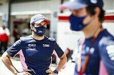 Formel 1: Streit mit Racing Point? Aussprache mit Perez