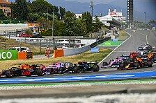 Formel 1 Spanien, Bottas geißelt sich: Start einfach schlecht