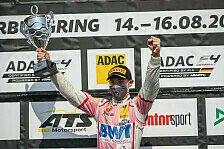 ADAC Formel 4: Premierensieg für Dürksen
