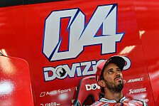 Yamaha bestätigt: Dovizioso vor MotoGP-Comeback in Misano