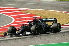 Formel 1 2020: Spanien GP - Rennen