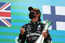 Formel 1 Barcelona, Hamilton schlägt Schumi-Rekord