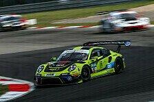 DTM Nürburgring: Porsche wehrt sich gegen Mercedes-Übermacht