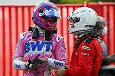 Aston Martin bleibt bei BWT: Sebastian Vettel nun doch in Pink?