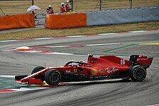 Formel 1, Leclerc-Dilemma: Erst Motor aus, dann Gurt kaputt