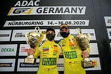 ADAC GT4 Germany: Sieg für Mercedes-AMG-Duo Apothéloz/Trefz