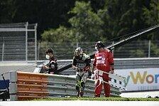 MotoGP - Nach Spielberg-Crash: Kahnbein-OP bei Johann Zarco