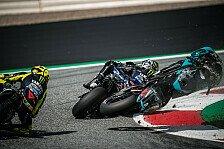 MotoGP: Valentino Rossi fordert harte Strafen wie in Formel 1