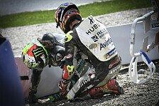 MotoGP-Schock in Spielberg: Die Bilder vom schlimmen Crash