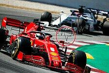 Formel 1 Barcelona-Analyse: Warum Vettel am Funk austickte