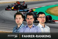 Formel 1 Barcelona: Fahrerranking-Krimi Verstappen vs. Hamilton
