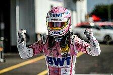 Erster Saisonsieg für BWT Mücke Motorsport in der ADAC Formel 4