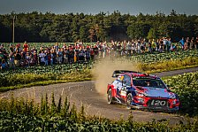 WRC Rallye Belgien 2020 wegen Covid-19-Pandemie abgesagt