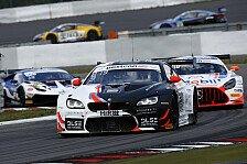 ADAC GT Masters: Harte Arbeit von Schubert Motorsport unbelohnt