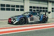 ADAC GT Masters: Erster Ausblick auf den BMW M4 GT3