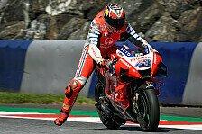 MotoGP Spielberg: Entwarnung bei Miller nach Krankenhaus-Check