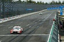 DTM Lausitzring 2020: Rene Rast gewinnt Samstagsrennen