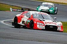 DTM Zolder: Rene Rast klaut Timo Glock Pole im Chaos-Qualifying