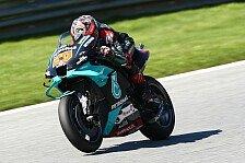 MotoGP Misano: Yamaha nach Trainings in der Favoritenrolle