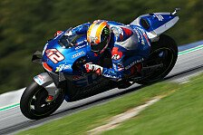 MotoGP Spielberg: Suzuki reif für 1. Saisonsieg?