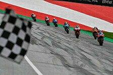 MotoGP Spielberg 2020 II: Alle Bilder vom Rennsonntag