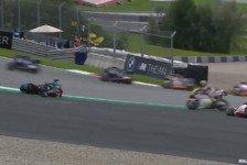 Moto2: Sam Lowes nach Kamikaze-Crash bestraft