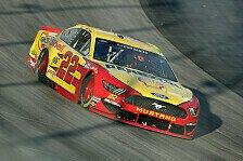 NASCAR 2020 Kansas: Joey Logano gewinnt Auftakt der Round of 8