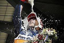 IndyCar 2020: Fotos Rennen 7 - Indy 500