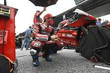 MotoGP: Andrea Dovizioso kritisiert Reifen, Michelin kontert
