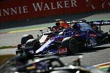 Formel 1 - Ein Jahr Red Bull: Albon schlechter als Gasly?