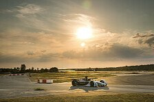 Formel E, Wehrleins Porsche-Debüt: Rückkehr nach sechs Monaten