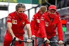 Formel 1, Vettel lässt Mittelfeld-Ruhm kalt: Nicht hier für P7